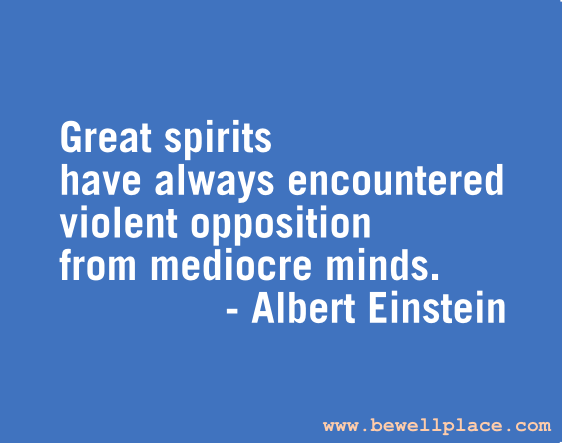 quote of the day inspiration from albert einstein the