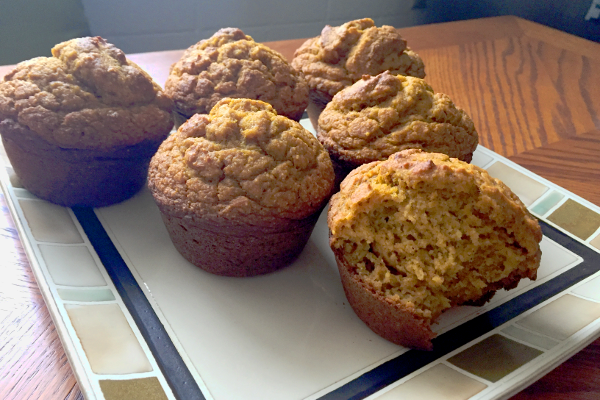 Healthy Pumpkin Muffins That Will Make You Drool - Healthy Pumpkin Muffins - The Be Well Place