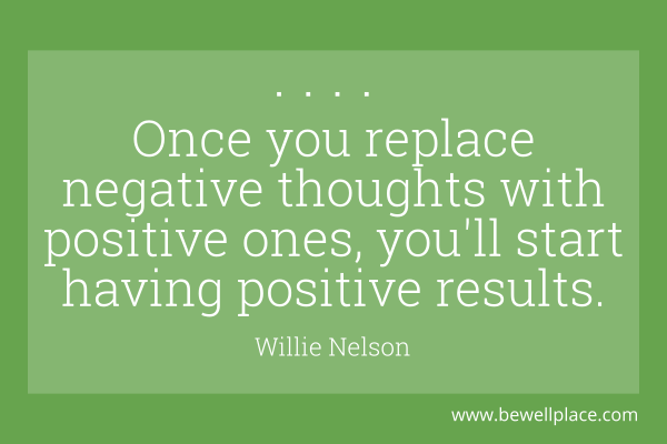 How to Align Your Thoughts With Your Goals - Positive Thoughts - The Be Well Place
